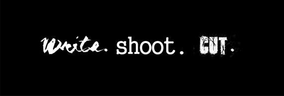 Write Shoot Cut Logo
