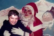 Stuart & Santa
