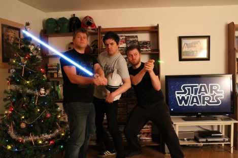 TAPcast Christmas Star Wars Special
