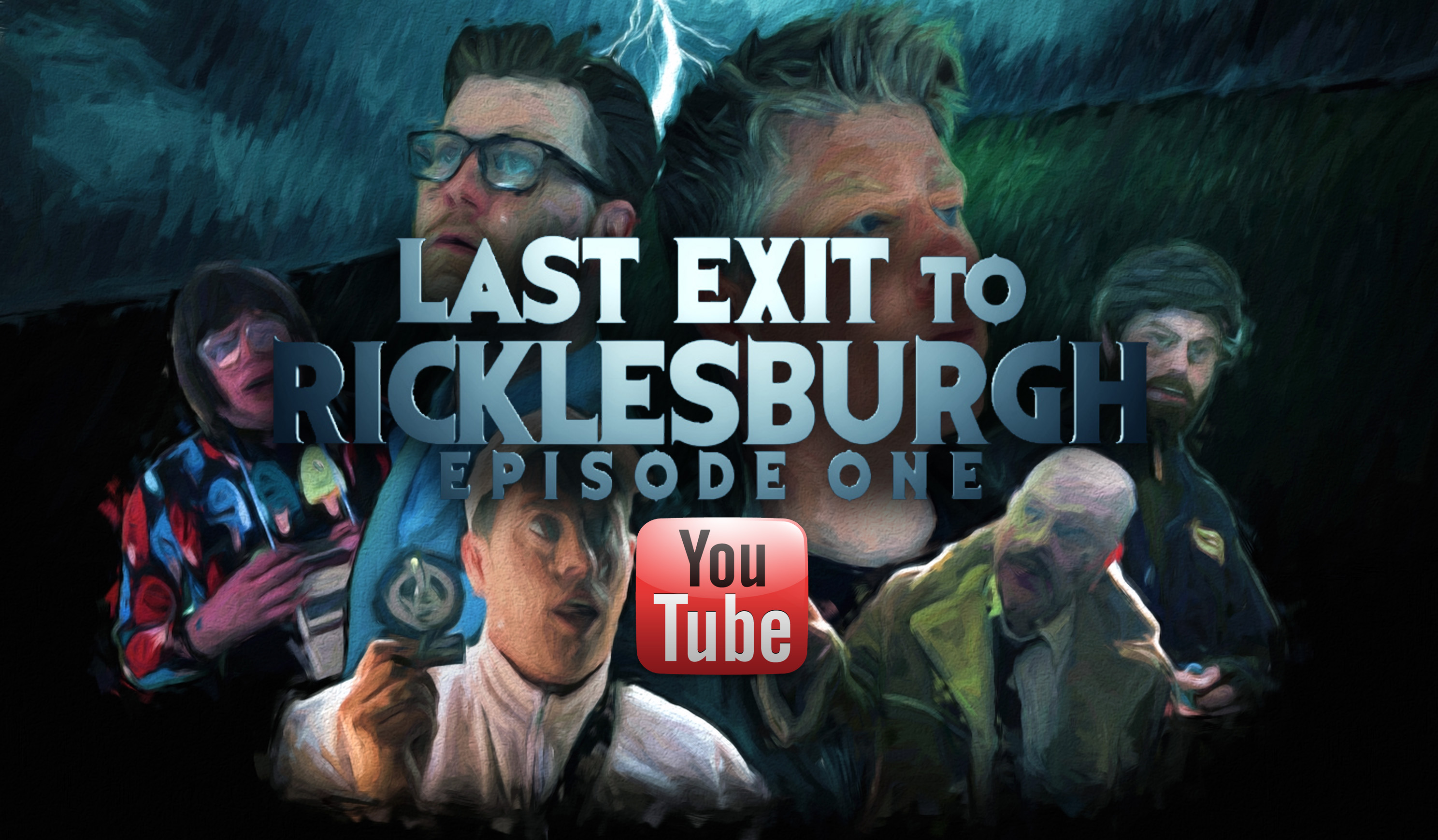 RICKLESBURGH NOW ON YOUTUBE!