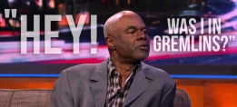 Glynn Turman asks a question
